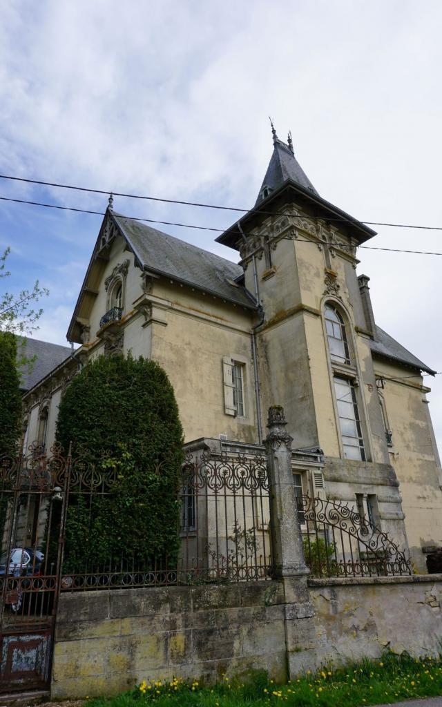 Château Lobstein - Ville Sur Illon