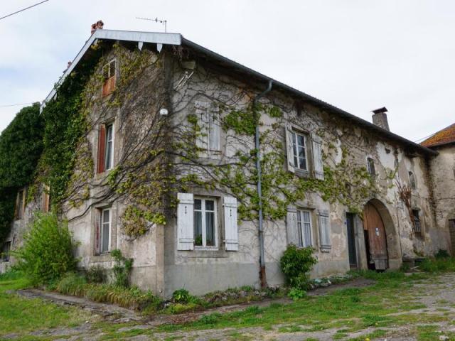 Ferme Ville Sur Illon
