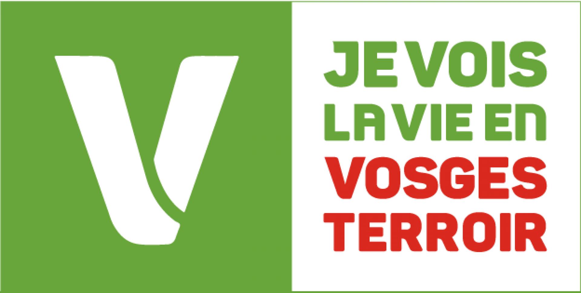 Logo Je vois la vie en Vosges terroir