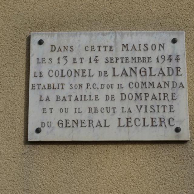 Pc Langlade Ville Sur Illon
