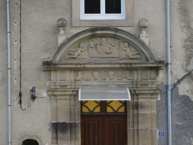 Portail Sur Ferme Ville Sur Illon