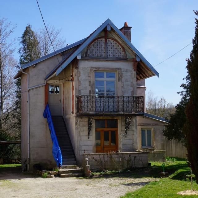 Maison du lundi - Rue Estivant