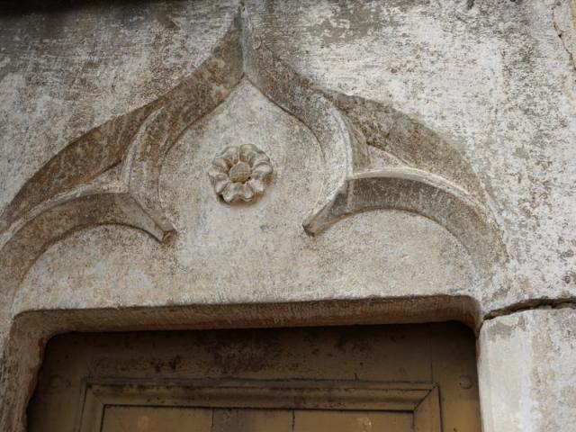 Tympan église Saint Sulpice