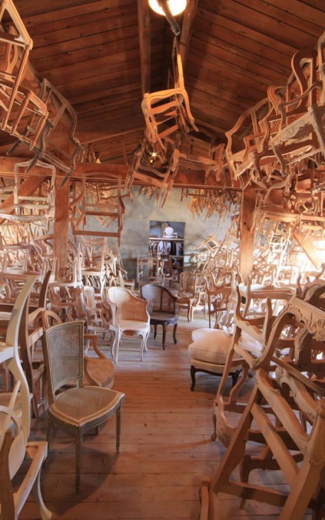 Salle des carcasses, Henryot&Cie
