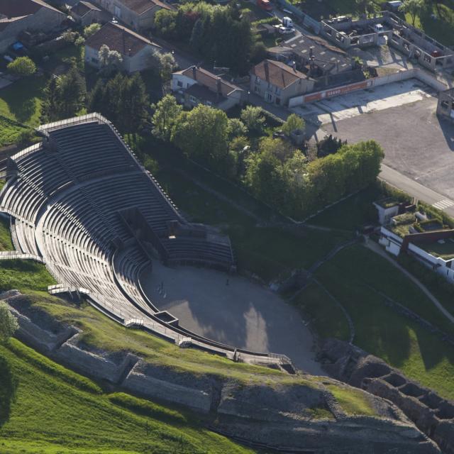 L'amphithéâtre De Grand