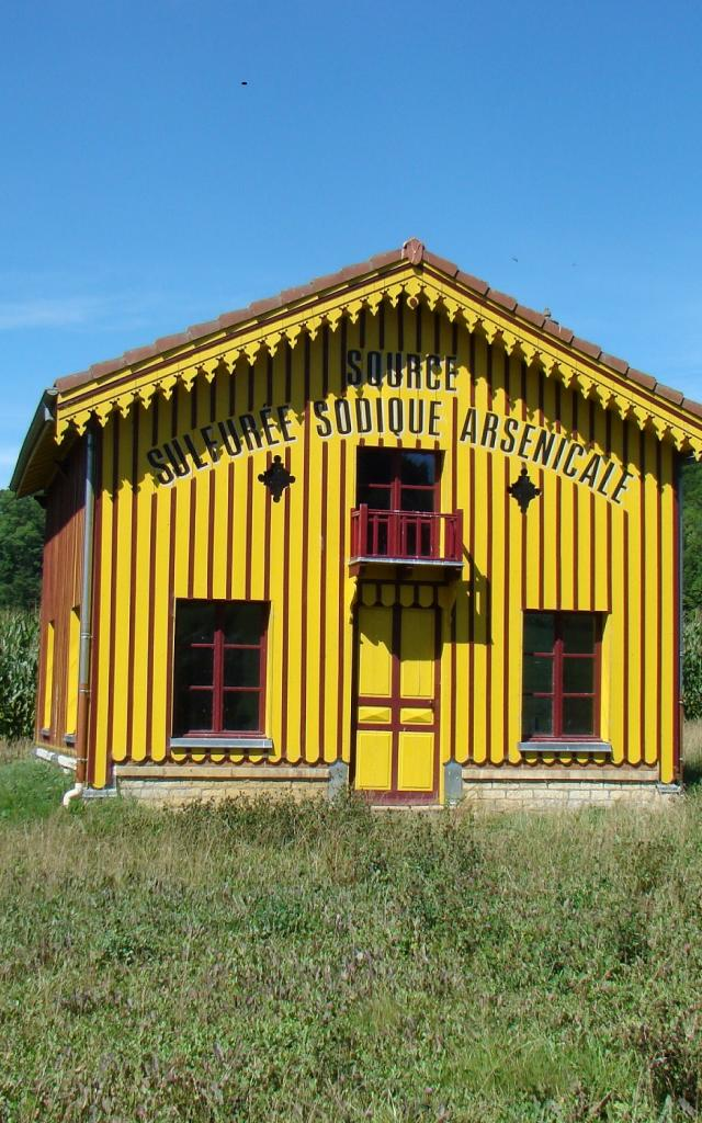 Pavillon Sarmery