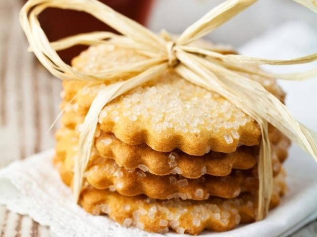 Petits Sablé de la biscuiterie La Sablésienne en Vallée de la Sarthe