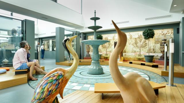 Malicorne-sur-Sarthe - Musée de la faïence et de la Céramique - Exposition permanente