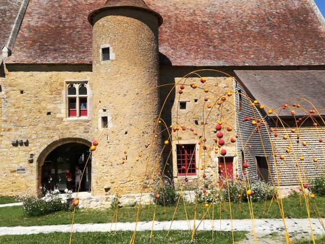 Asnières-sur-Vègre - Manoir De La Cour