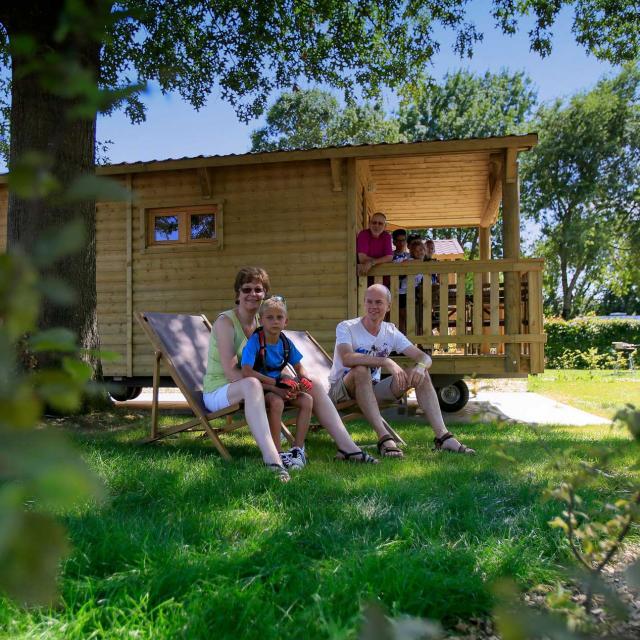 Camping de L'hippodrome de Sablé-sur-Sarthe