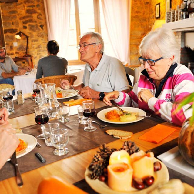 Restaurant Louise Cuisine à Viré-en-Champagne en Vallée de la Sarthe