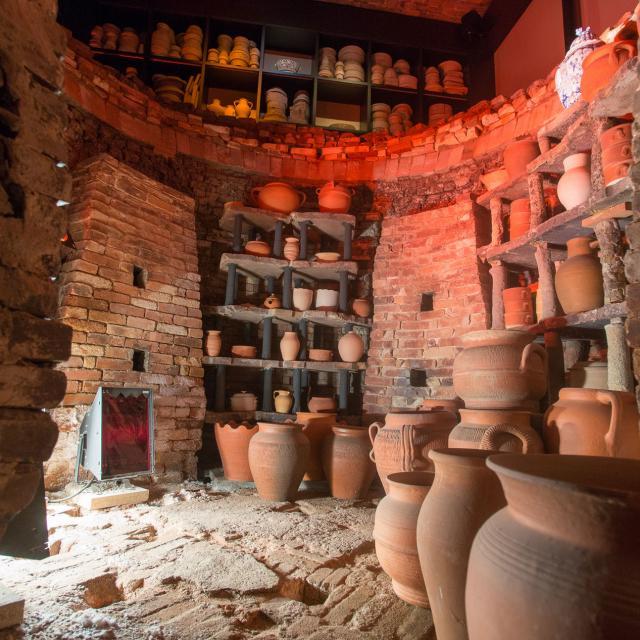 Musée de la faïence et de la Céramique -Batiment des fours