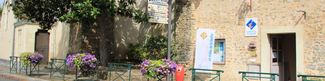 Bureau d'information de Solesmes en Vallée de la Sarthe