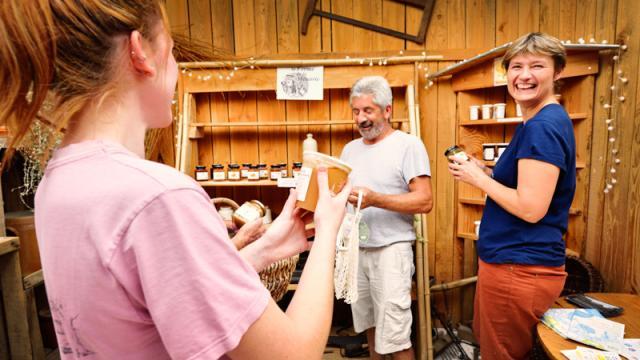 Producteurs Locaux Gaec Bio Avenir de Spay en Vallée de la Sarthe