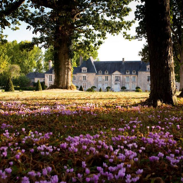 Château de Villaines et son jardin de Louplande