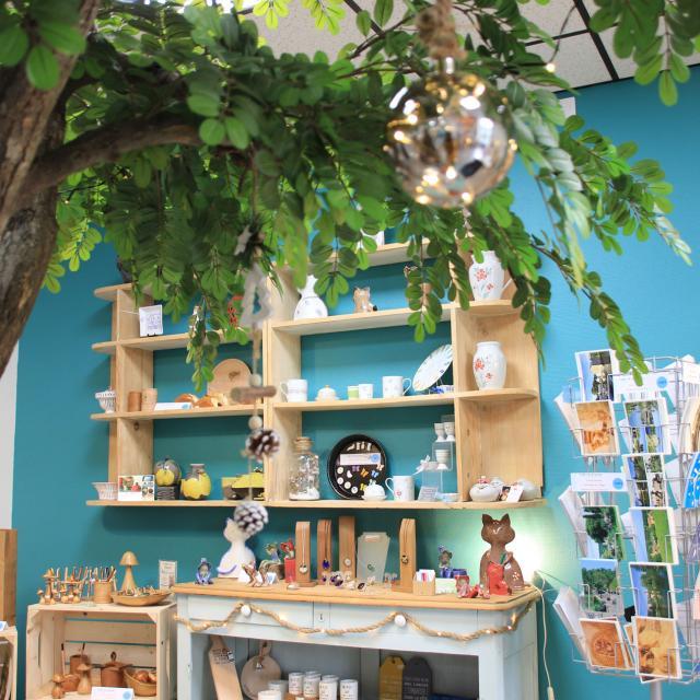 Office de Tourisme de la Vallée de la Sarthe - Bureau d'information de Sablé - Espace boutique