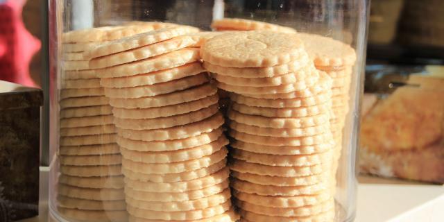 Petits Sablés de la Biscuiterie La Sablésienne