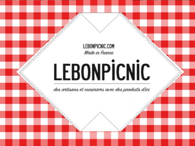 Logo LEBONPICNIC en Vallée de la Sarthe