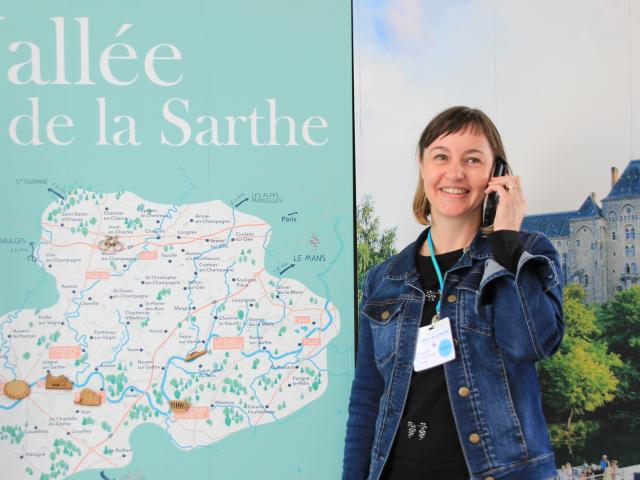 Contactez l'Office de Tourisme de la Vallée de la Sarthe
