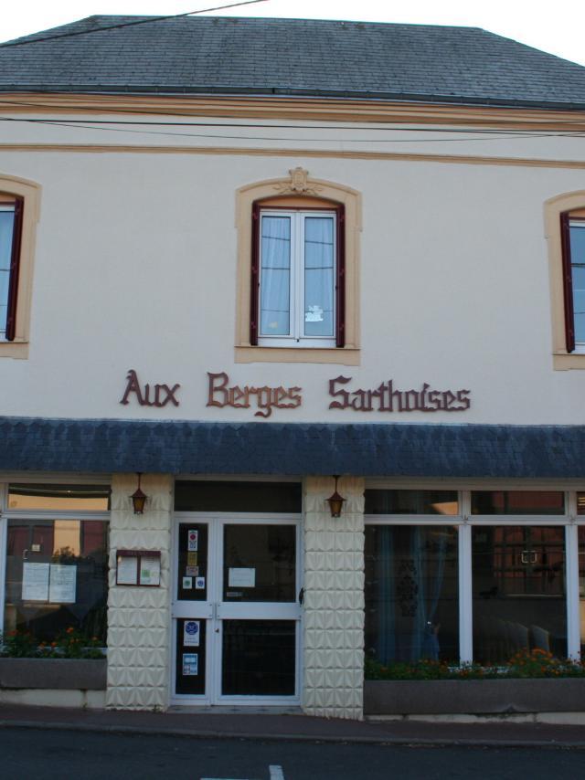 Aux Berges Sarthoises de Roëzé-sur-Sarthe