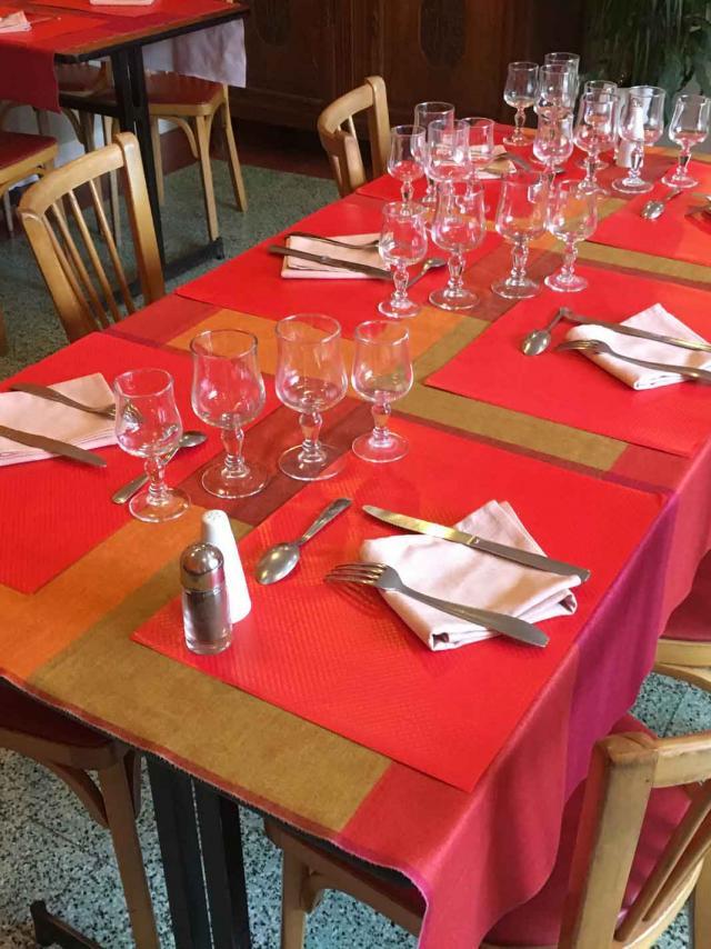 Restaurant Le Cheval Blanc de Parigné-le-Pôlin