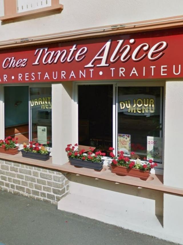 Restaurant Chez Tante Alice de Sablé-sur-Sarthe