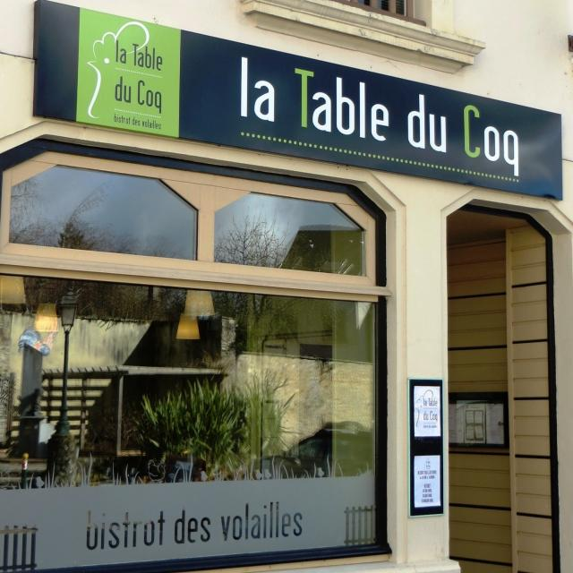 Restaurant la Table du Coq de Loué
