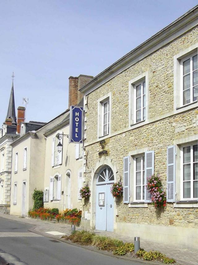 Hôtel le Saint François de Précigné