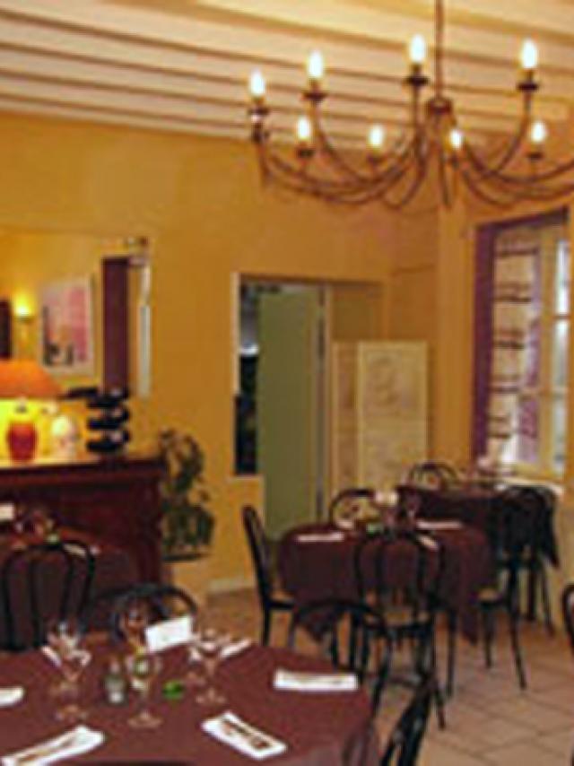 Restaurant Le Lion d'or de la Suze-sur-Sarthe