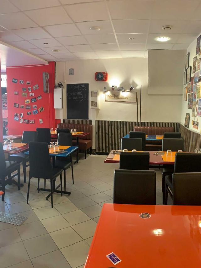 Restaurant Le Softail de Sablé-sur-Sarthe