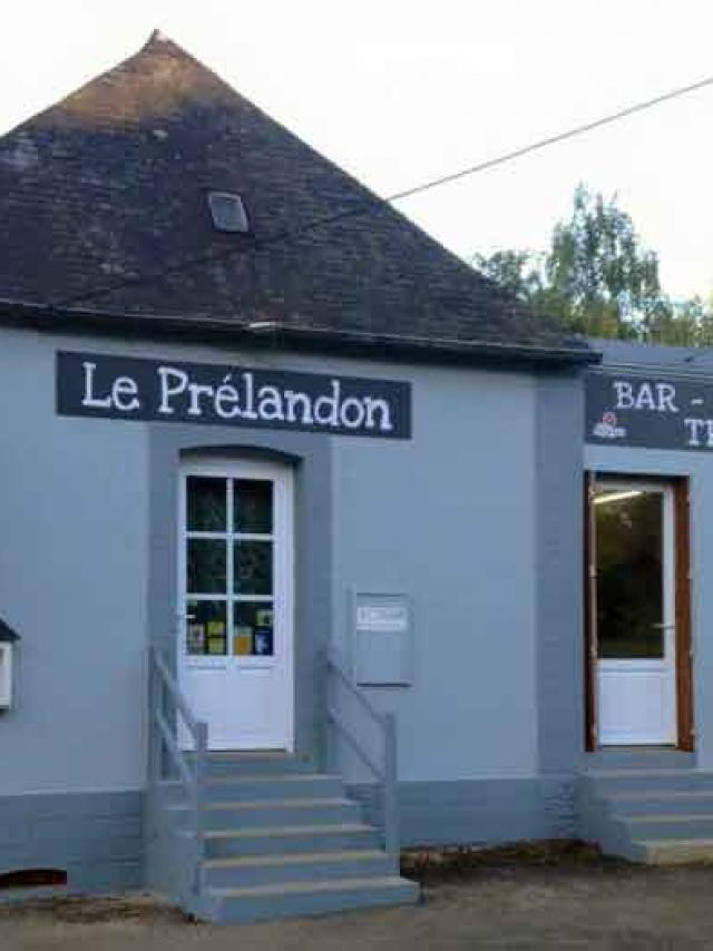 Restaurant Le Prelandon de Spay