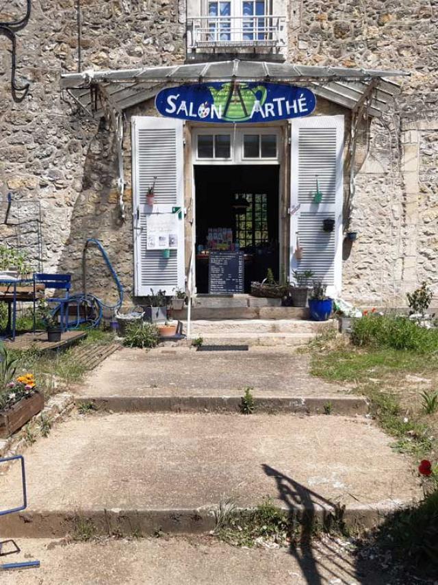 Restaurant Salon Arthé de Malicorne-sur-Sarthe