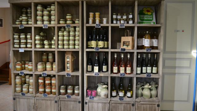 Produits en vente directe de la Ferme Chauvet de Chantenay-villedieu