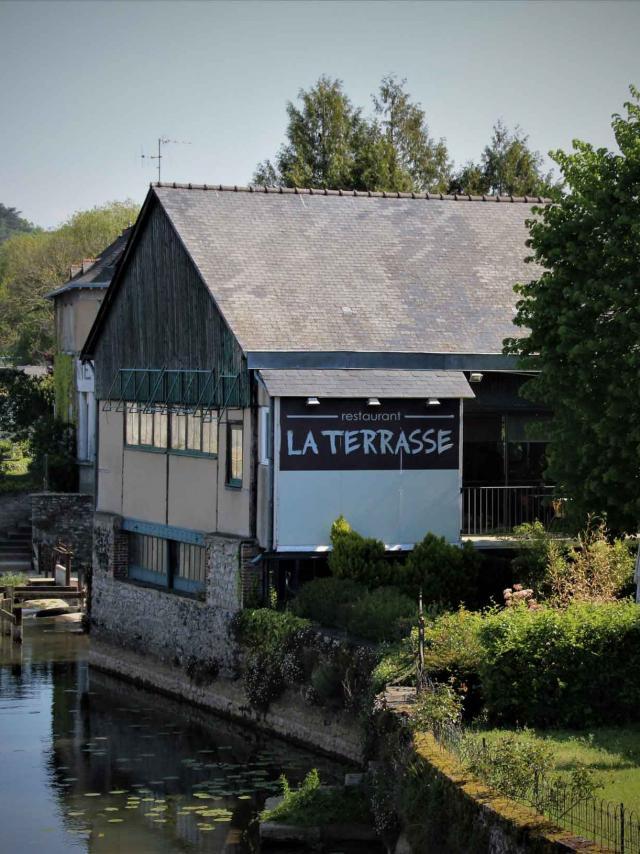Restaurant La Terrasse de Sablé-sur-Sarthe