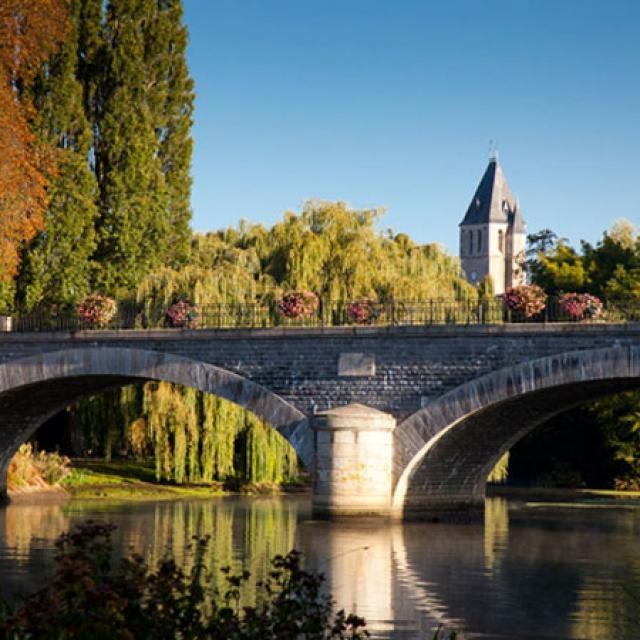 Pont de Roëzé-sur-Sarthe
