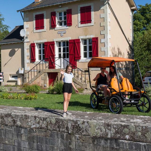 Activités de loisirs en Vallée de la Sarthe