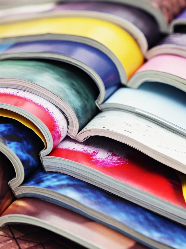 Brochures-Magazines