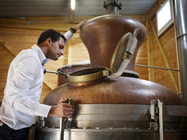 Distillerie Whisky Balthazar 07
