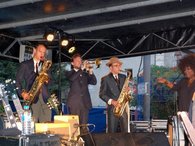 Festival Jazz Au Fil Du Cher 05