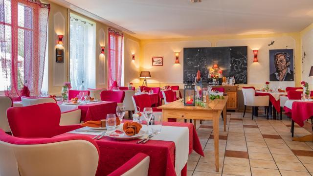 Restaurant Au Coeur De Meaulne 01