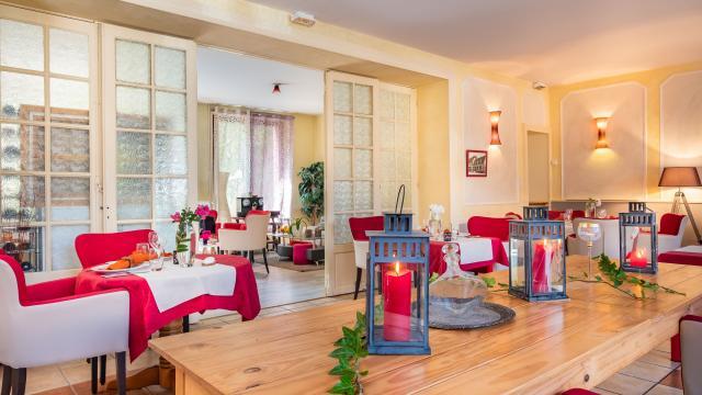 Restaurant Au Coeur De Meaulne 03