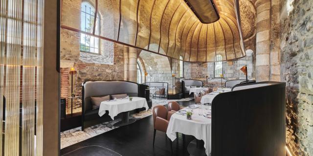 Restaurant La Chapelle Saint Jean Montluçon