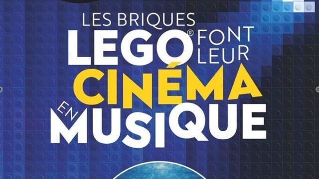 3 Aout 3 Mai 2021 Les Briques Lego Font Leur Cinema En Musique