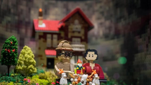 Exposition Les Briques Lego Font Leur Cinema Mupop Montlucon 04