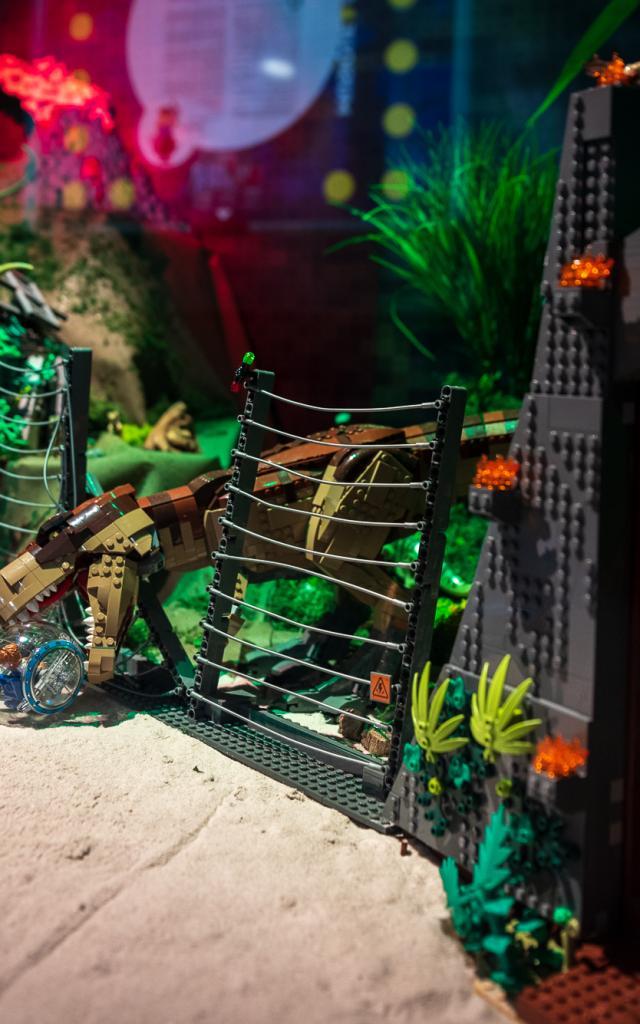 Exposition Les Briques Lego Font Leur Cinema Mupop Montlucon 06