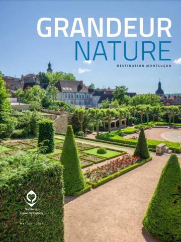Couverture Grandeur Nature 2021