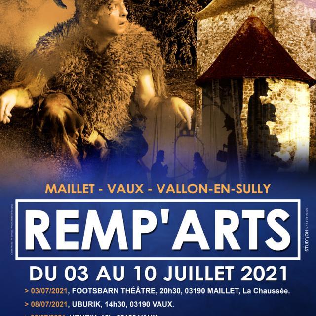 3 10 Juillet Festival Remparts Val De Cher