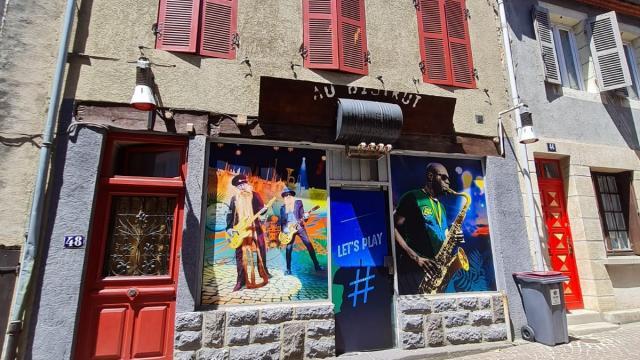 Mupop Parcours Hors Les Murs Street Art 2