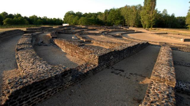 Site De Cherré Aubigné Racan