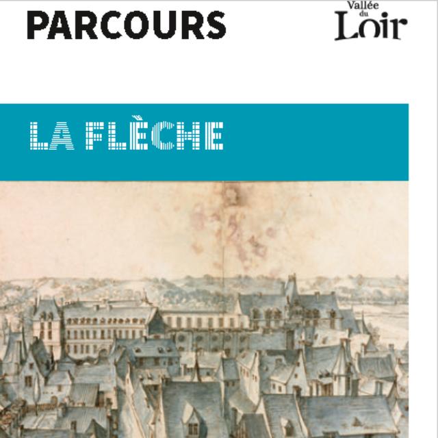 Couv Guide Visite La Fleche